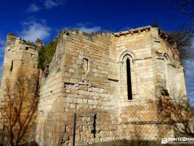 Monasterio Bonaval,Cañón del Jarama; viajes agosto la pedriza rutas rutas cercedilla cercedilla ru